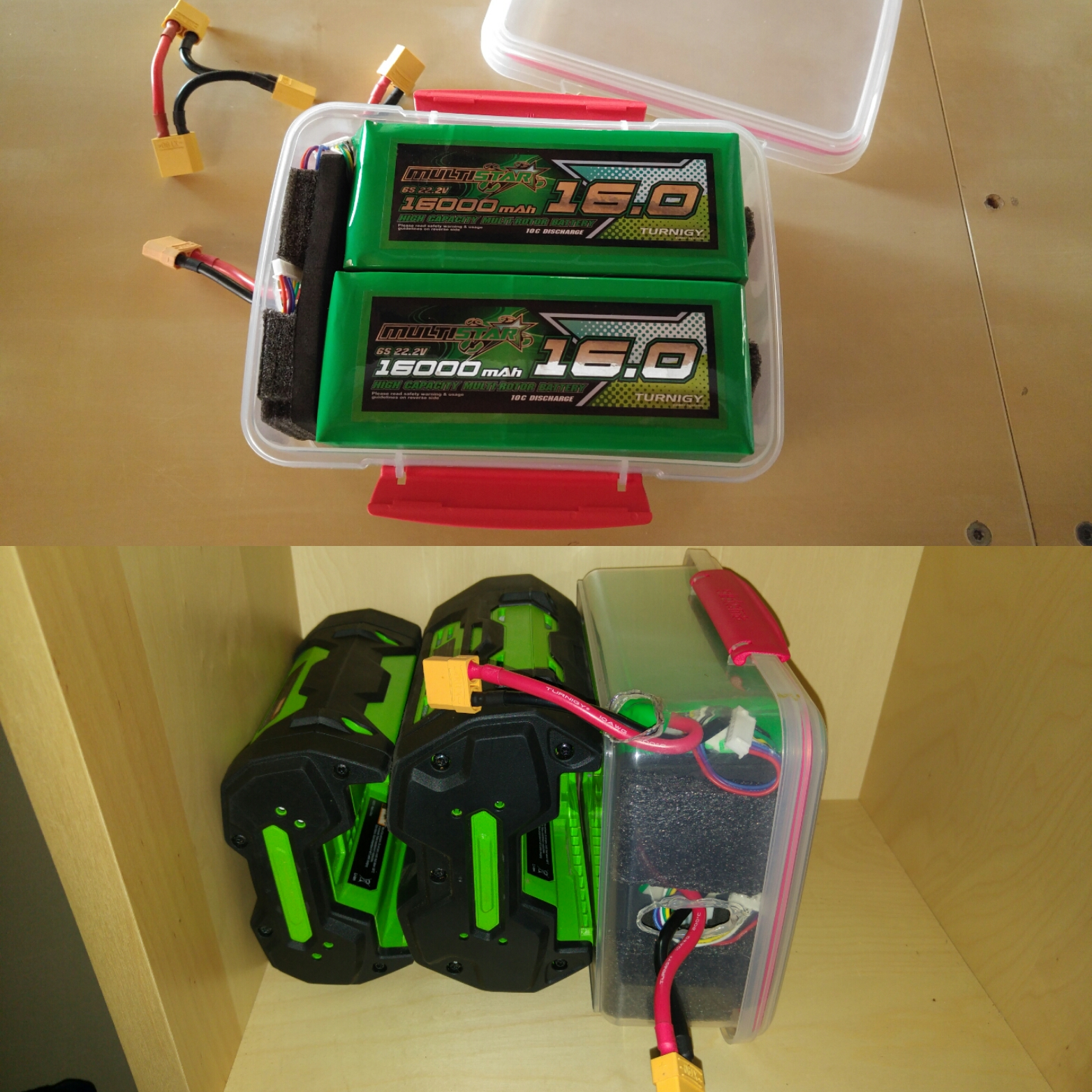Use Your Cordless Power Tool Batteries To Ebike What Wiring Diagram Ego Heres The 2ah 4ah Hk 16ah Lunchbox Bulk Comparison